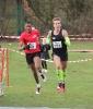 Sieger 4150m l. Neonel Nhanombe r. Julian Borgelt